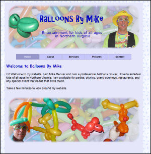 BalloonsByMike.com