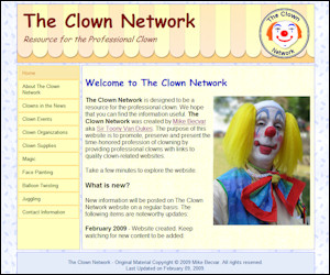 TheClownNetwork.com